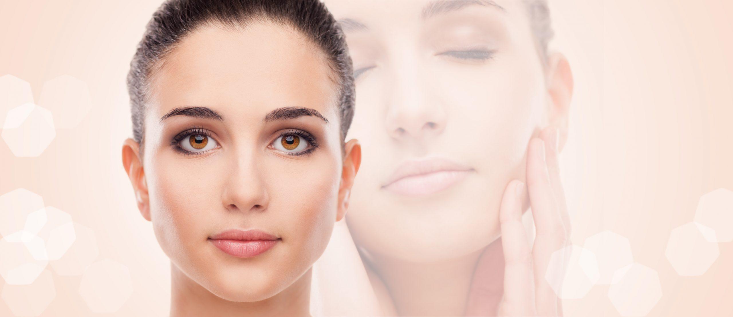 anti wrinkle treatment with Botox toxin